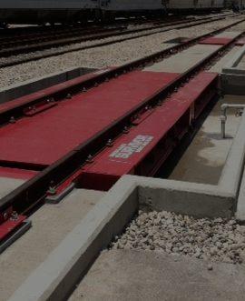 Railroad Track Scales